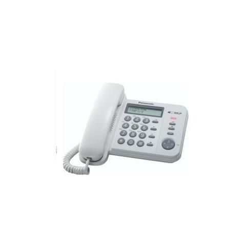 PANASONIC Telefono Fisso KX-TS560EX1W