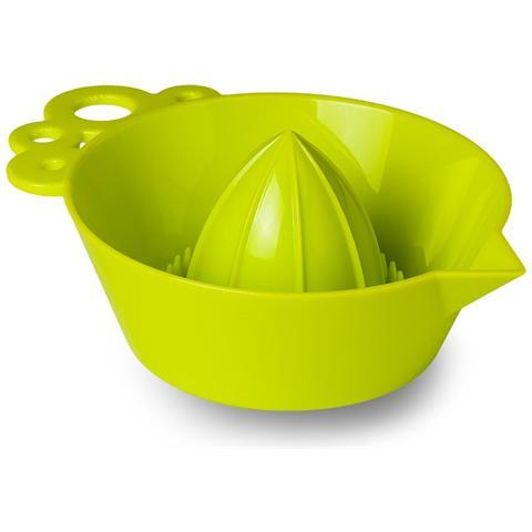 Scolapasta forme in verde