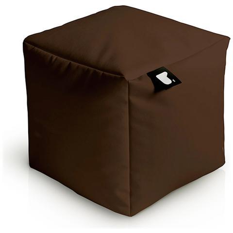 B-BAG Pouf Outdoor B-box Brown