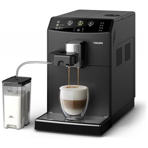 Macchina Caffe' Espresso 3000 Serie Philips Con Cappuccinatore
