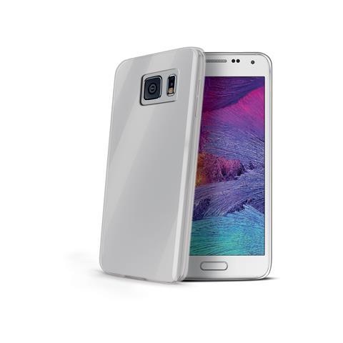 CELLY Cover in TPU per Galaxy S6 - Trasparente