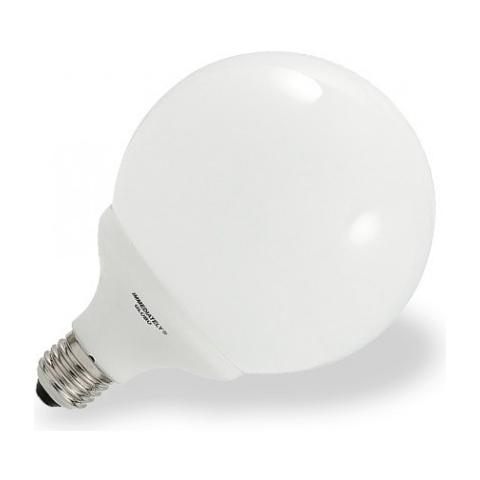 Beghelli Lampadina Compact Globo Fluorescente Luce Bianca E27 25w Cod. 50225