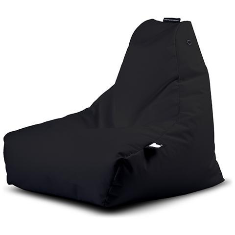 Poltrona A Sacco Outdoor Mini-b Black