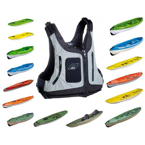 Gilet Kayak Windigo Xs 102623