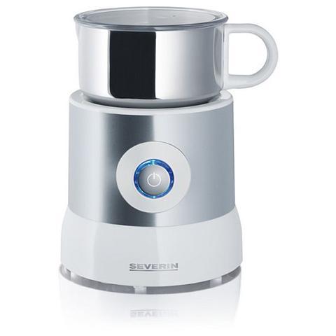 SM 9684 Montalatte Capacità 500 ml. Potenza 500 Watt Colore Argento / Bianco - Europa