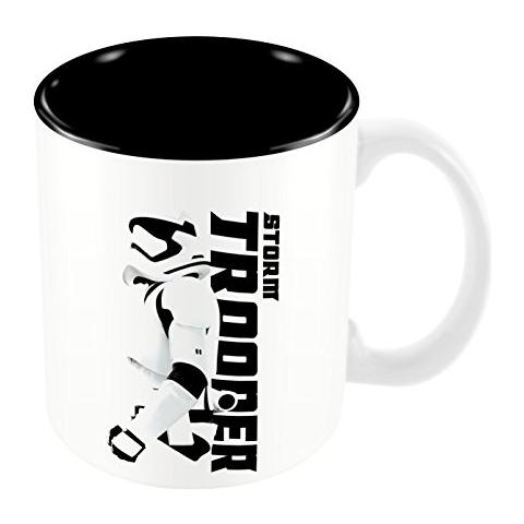 Tazza Star Wars Episode Vii Mug Stormtrooper Sideways