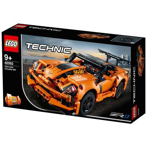 LEGO 42093 - Technic - Preliminary 2019 Super Car