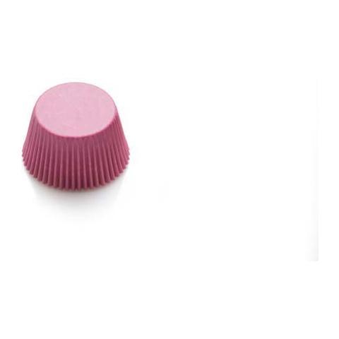 Decora Confezione 75 pirottini in carta colorati rosa 50 x 32mm