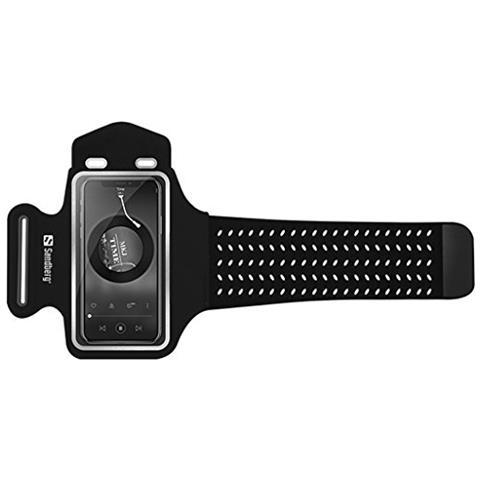 "SANDBERG Sport Armband AIR 5.5"" Fascia da braccio Nero"