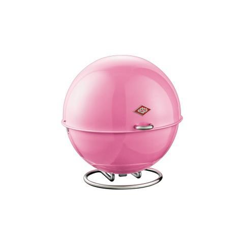 WESCO Contenitore Superball per Pane Frutta Verdura Biscotti Rosa 26 cm