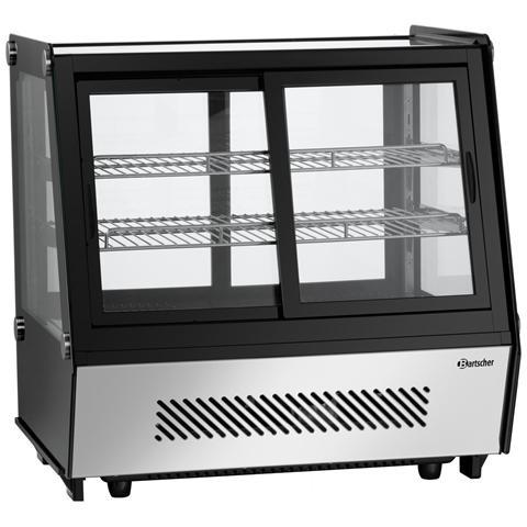 700208G Vetrinetta refrigerata per alimenti 120 litri