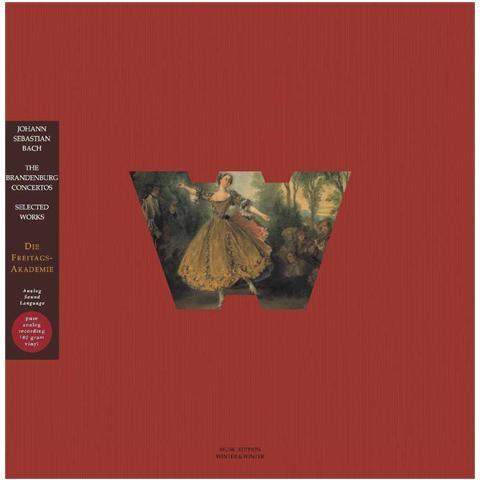 WINTER & WINTER Bach - Brandenburg Concertos - Freitagsakademie