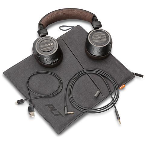 Image of BackBeat PRO 2, Stereofonico, Bluetooth / 3.5mm, Padiglione auricolare, Nero, Bluetooth, Intraurale