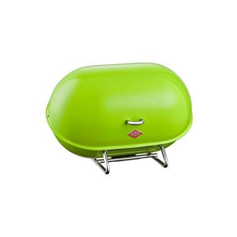 Wesco Portapane Single Breadboy 34 x 23 cm colore verde lime