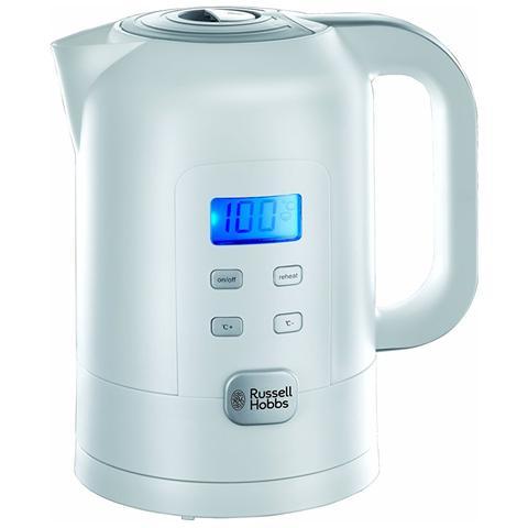 Precision Control Bollitore Capacità 1.7 Litri Potenza 2200 Watt Colore Bianco