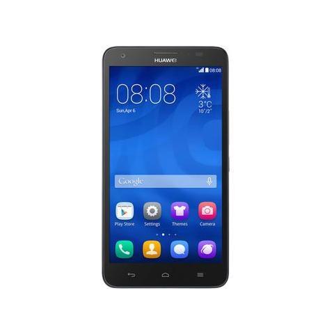 "HUAWEI Ascend G750 Nero 8 GB Dual Sim Display 5.5"" HD Slot Micro SD Fotocamera 13 Mpx Android Italia"