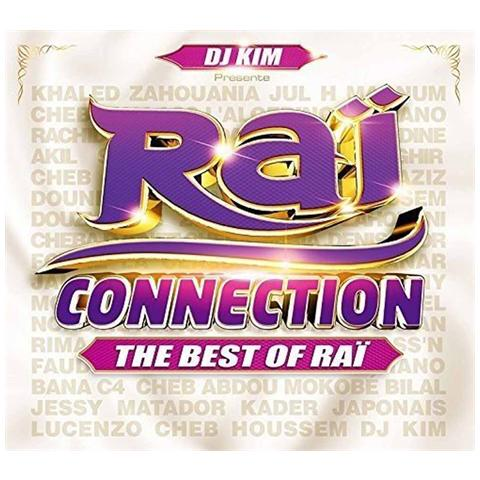 WAGRAM Rai Connection - The Best Of Rai (3 Cd)