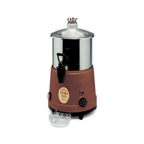 Ci 2080/5 Cioccoiato Ricarica Pentola Per 5 Litri Con Serbatoi Di Acciaio Inox