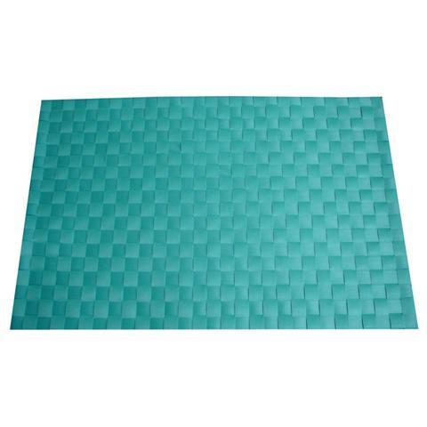 Tovaglietta Colazione Colore Turchese 45x30 cm