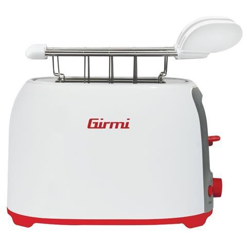 Tostapane Girmi Acciaio Inox e Potenza 750 watt