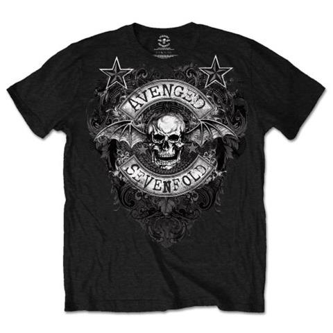 ROCK OFF Avenged Sevenfold - Stars Flourish (T-Shirt Unisex Tg. 2XL)