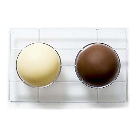 Decora Stampo cioccolatino 1/2 sfera 10 275x15x22mm
