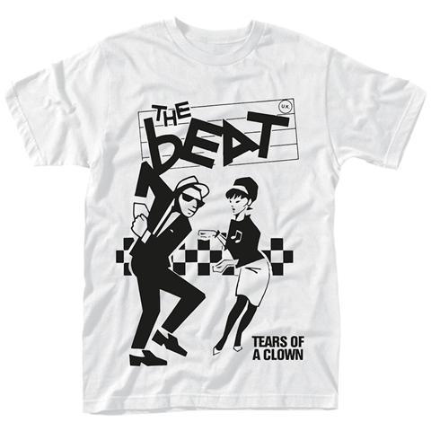PHM Beat (The) - Tears Of A Clown (T-Shirt Unisex Tg. 2XL)
