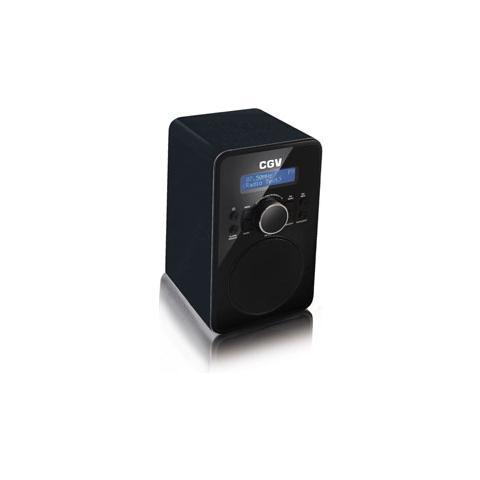 CGV DR 2BT, Personale, Analog & digital, DAB, FM, 87,5 - 108 MHz, 50/60, AC, dC, USB