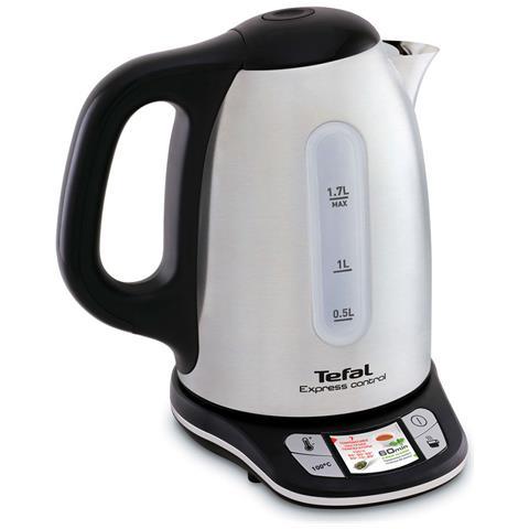Bollitore espresso Inox Temperature Control 2400w Ki240d10 1,7 l