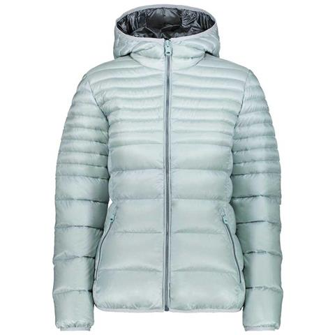Giacche Cmp Woman Jacket Fix Hood Abbigliamento Donna 36