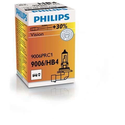 Sentiti al sicuro, guida con sicurezza. Il 30% in più di luce rispetto alle lampadine tradizionali. HB4 12 V 55 W.