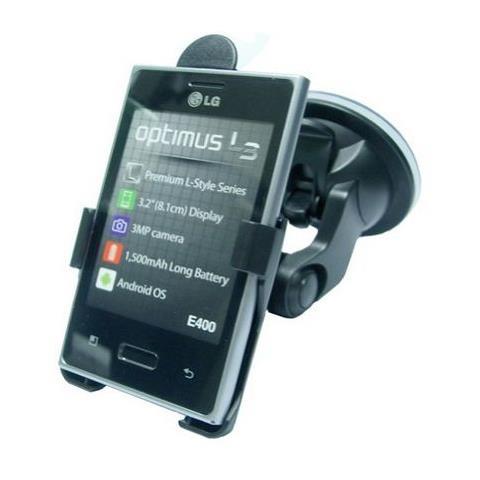HAICOM BT-CHI226 Auto Passive holder Nero supporto per personal communication