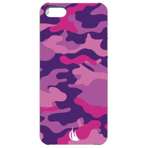 VAVELIERO COVER ARMY VIOLET iPhone 5/5S / SE