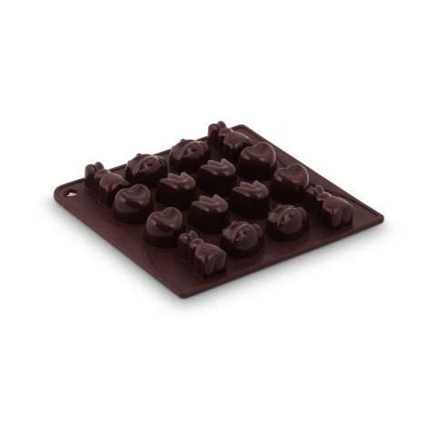 Stampo per cioccolato Dolce Primavera in silicone
