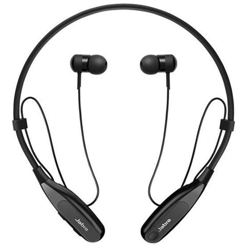 JABRA Auricolare Halo Fusion Bluetooth In-Ear con Microfono Colore Nero