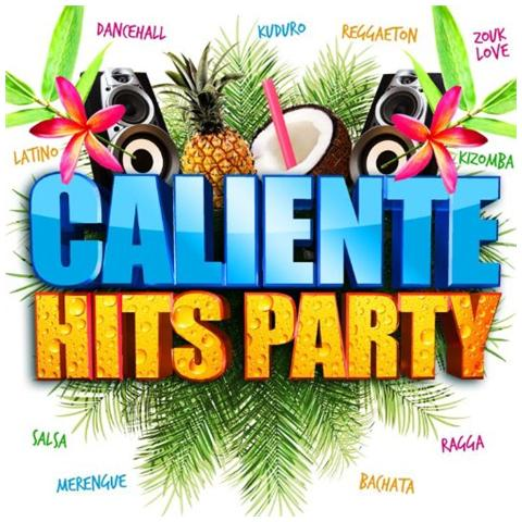 WAGRAM Caliente Hits Party (3 Cd)