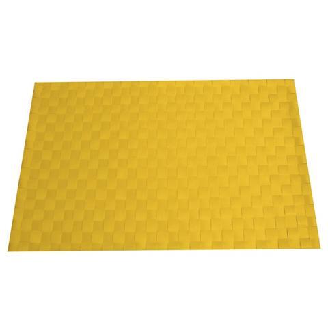 Tovaglietta Colazione Colore Giallo 45x30 cm