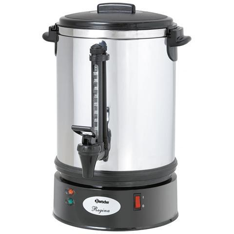 Percolatore per caffè in acciaio inox 80/90 tazze A190196