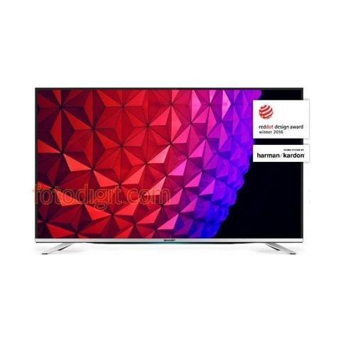 """SHARP TV LED Full HD 40"""" LC-40CFG6452E Smart TV"""