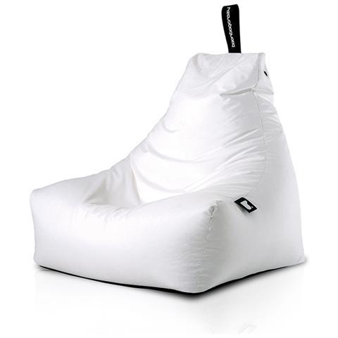 Poltrona A Sacco Outdoor Mighty-b White