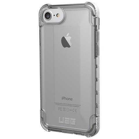 UAG Cover Antiurto Plyo per iPhone 6s / 7 colore Trasparente