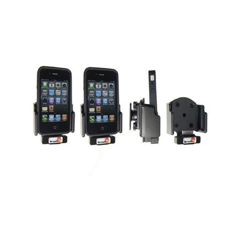 Brodit 516165 Passive holder Nero supporto per personal communication
