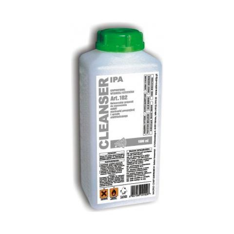 BOMA Detergente Cleanser Ipa 1l Litro Alcool Isopropilico Ultrasuoni Pulizia Contatti