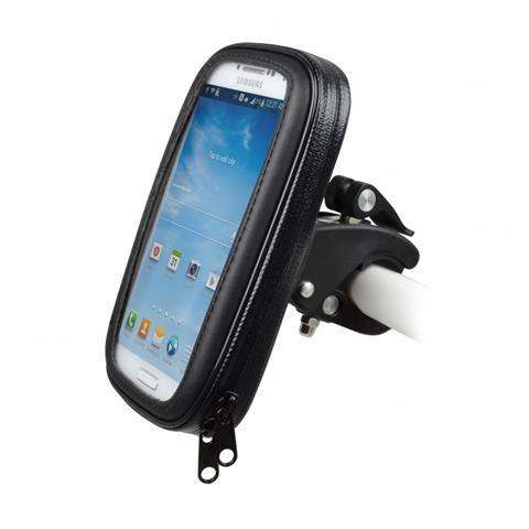CYGNETT CY1303ACBM2 Bicicletta Passive holder Nero supporto per personal communication