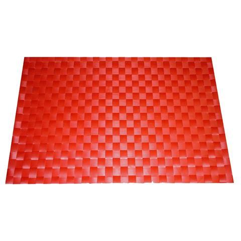Tovaglietta Colazione Colore Rossa 45x30 cm