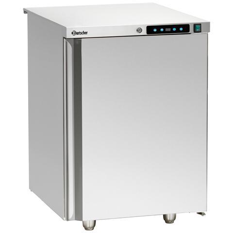 Frigorifero Compatto per Qualsiasi Cucina Argento Acciaio Inossidabile 190W 220-240V 110139
