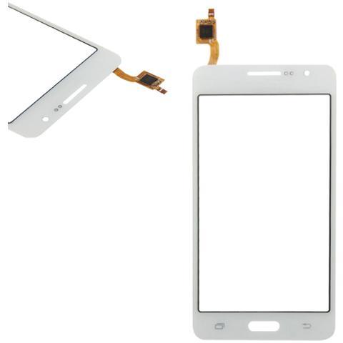 BOMA Schermo Vetro Touch Screen Samsung Galaxy Grand Prime G530 Sm-g530 Bianco