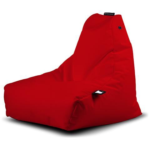 Poltrona A Sacco Outdoor Mini-b Red