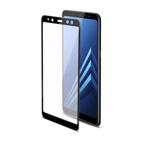 CELLY Pellicola Protettiva per Galaxy A8 Colore Nero