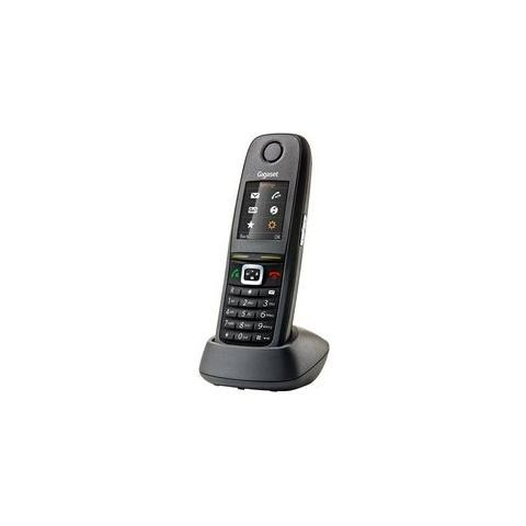 Image of Telefono Cordless Aggiuntivo 1.8'' 128x160 pixels Colore Nero e Grigio